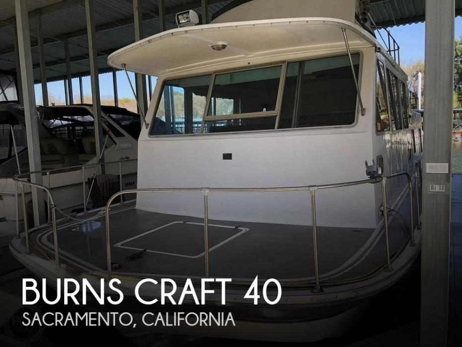 1979 Burns Craft 40