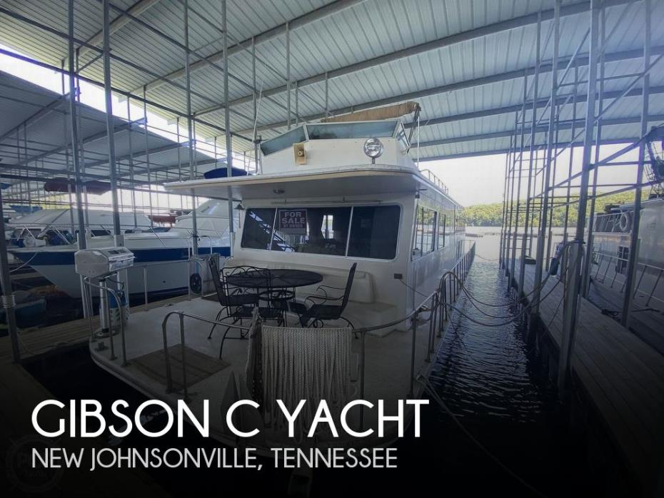 1985 Gibson C Yacht