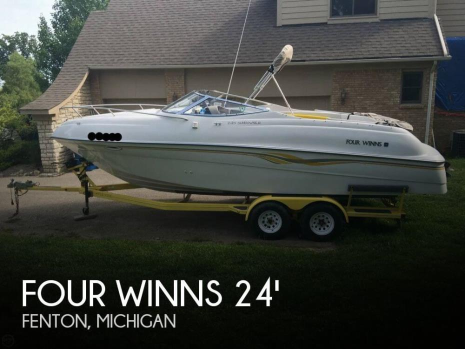 Four Winns Cuddy Boats For Sale