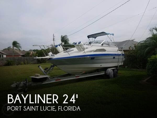 1989 Bayliner 2455 Ciera Sunbridge