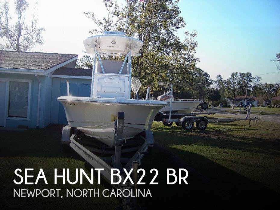 2017 Sea Hunt Bx22 Br