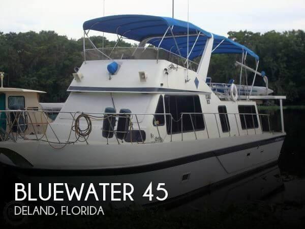 1979 Bluewater 45