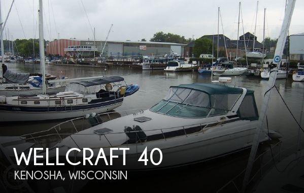 1995 Wellcraft 3600 Martinique