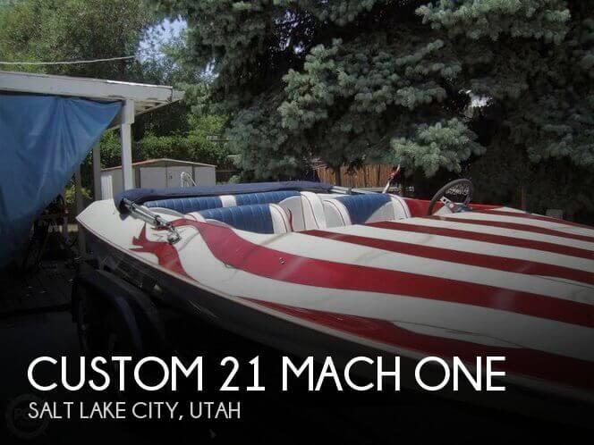 1976 Custom 21 Mach One