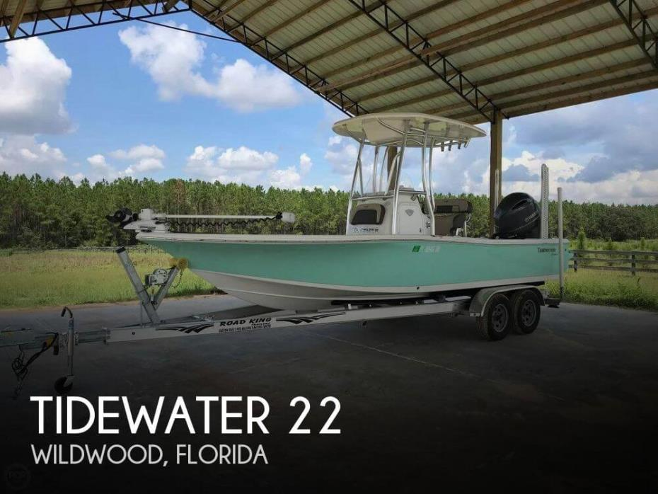 2018 Tidewater 2200 Carolina Bay