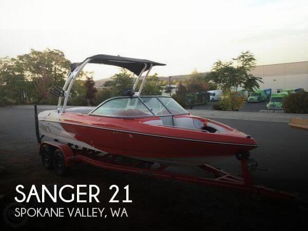 2016 Sanger V215 S