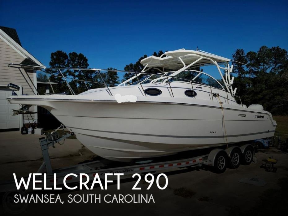 2018 Wellcraft 290 Coastal