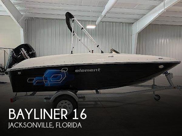2020 Bayliner Element E16