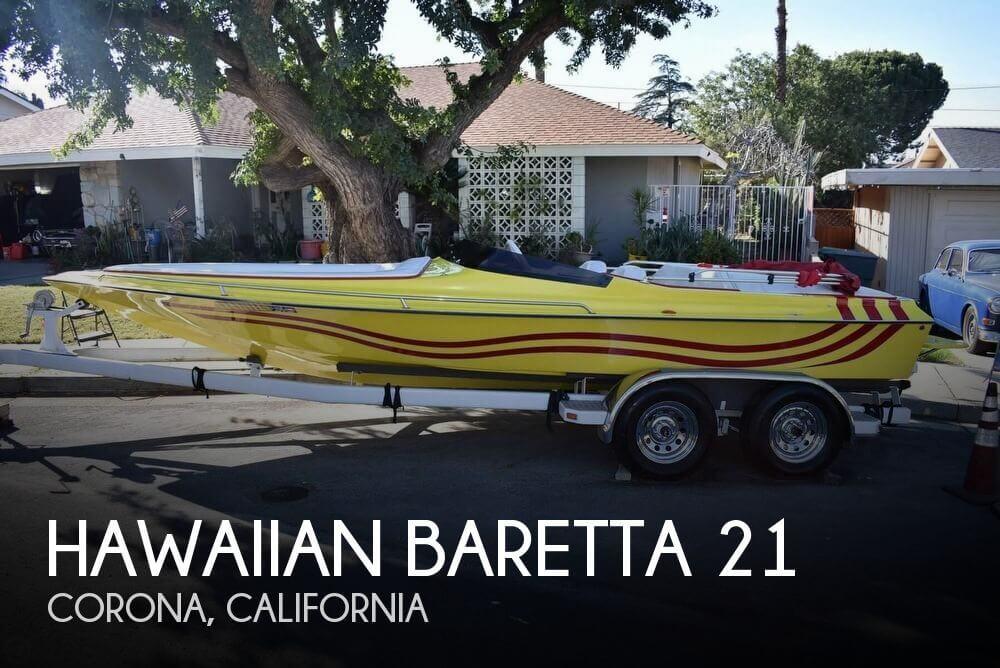 2007 Hawaiian Baretta 21