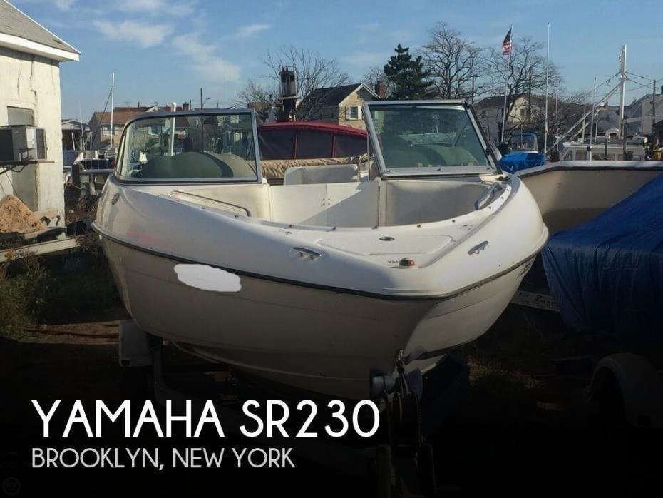 2003 Yamaha SR230