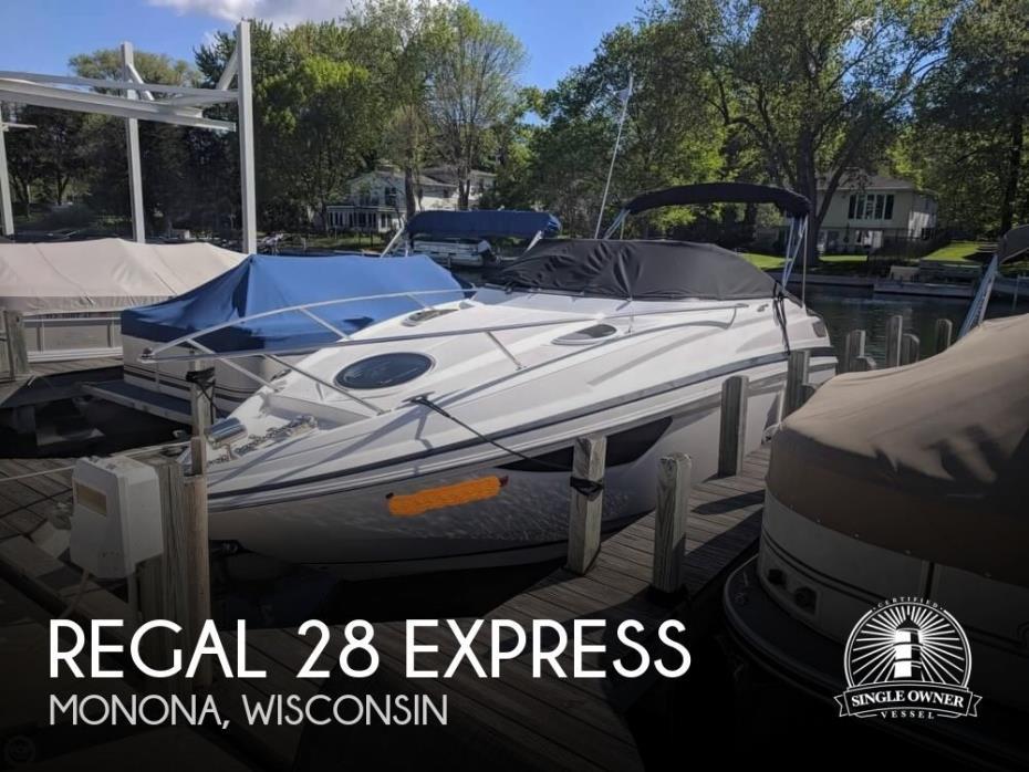 2013 Regal 28 Express