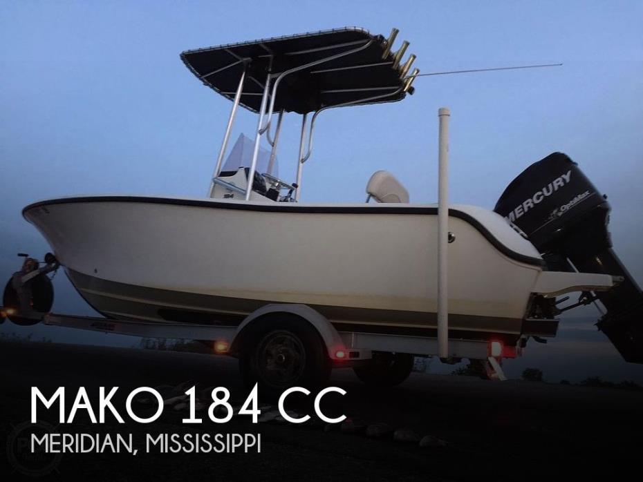 2008 Mako 184 CC