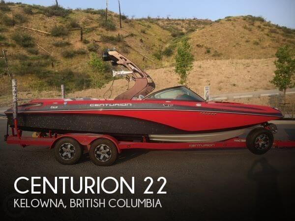2013 Centurion Enzo FX-22