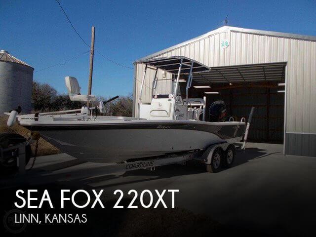 2011 Sea Fox 220XT
