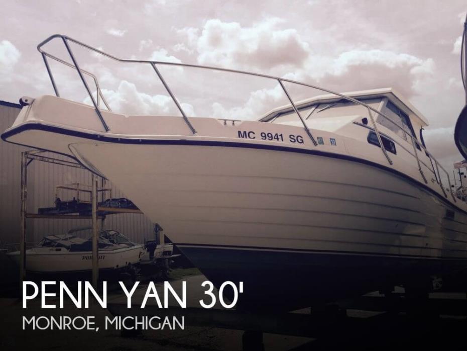 1997 Penn Yan 305 Rampage