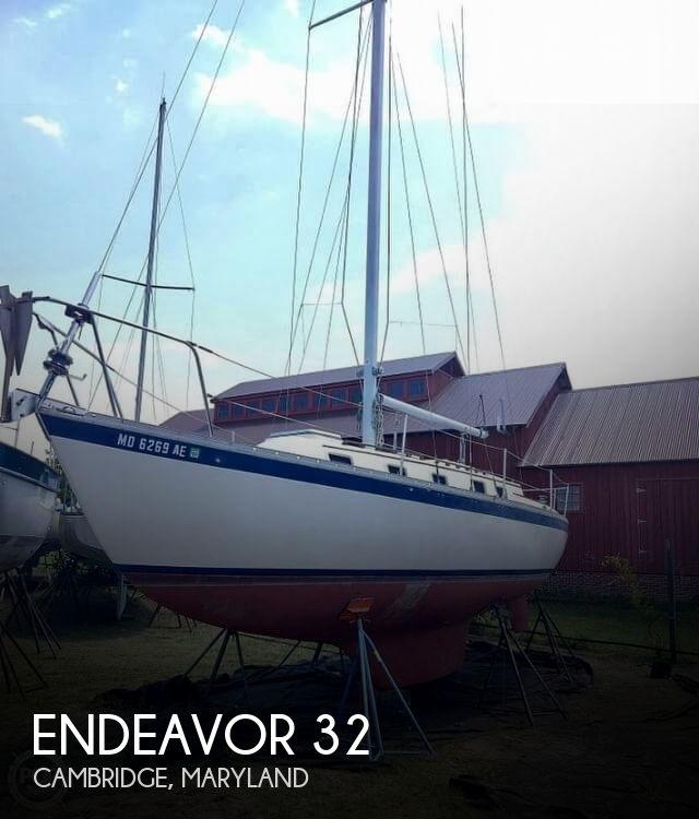 1979 Endeavor 32