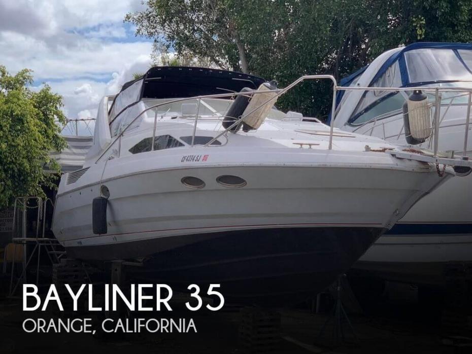 1990 Bayliner Avanti 3555