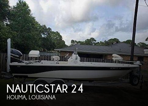 2008 NauticStar 24