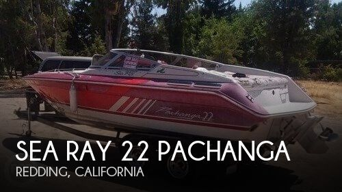 1988 Sea Ray 22 Pachanga