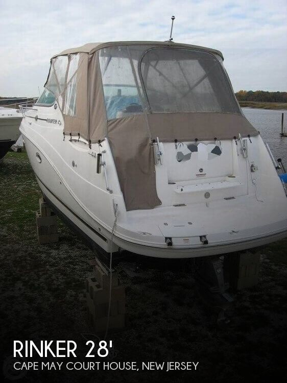 2008 Rinker 280 Express Cruiser