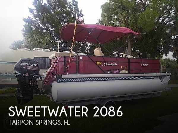 2017 Sweetwater 2086