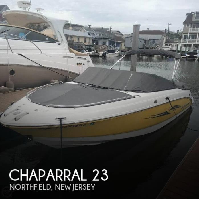 2007 Chaparral 236