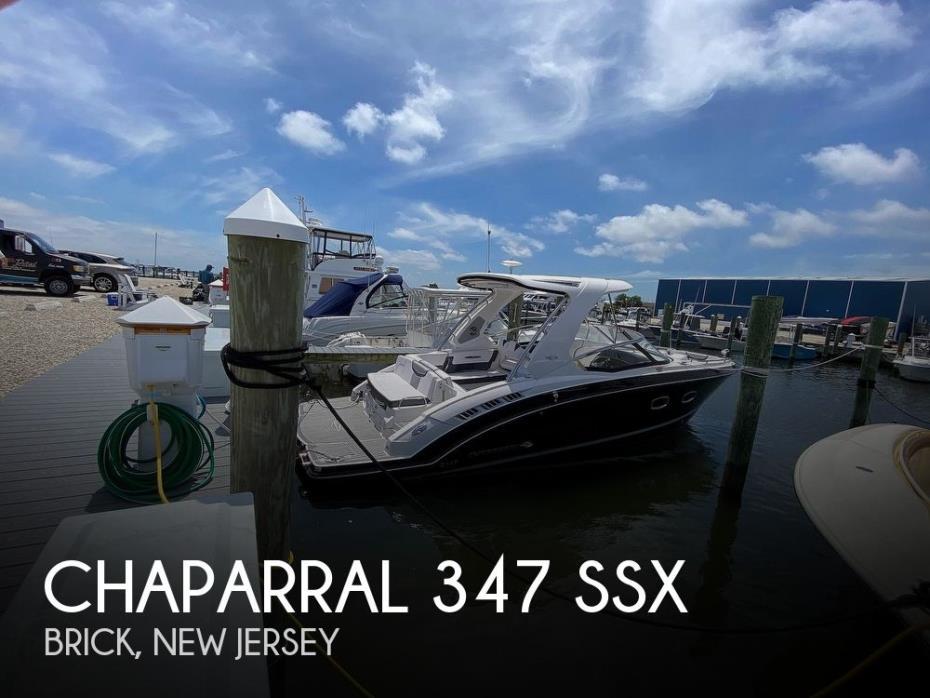 2019 Chaparral 347 SSX