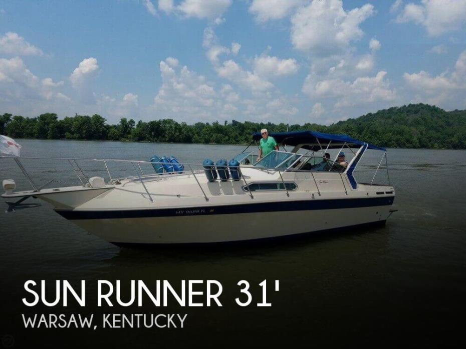 1986 Sun Runner 310 Sunbridge