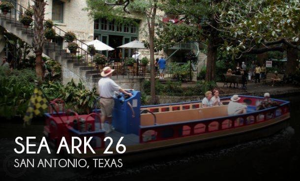 1996 Sea Ark 26