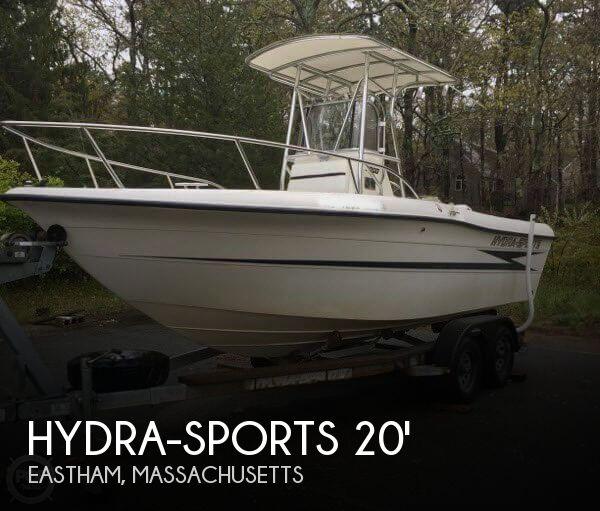 1994 Hydra-Sports 2000 Center Console