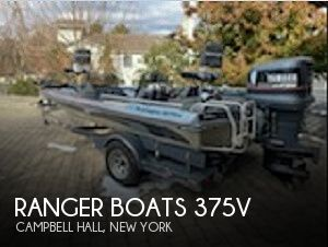 1987 Ranger Boats Apache 375V