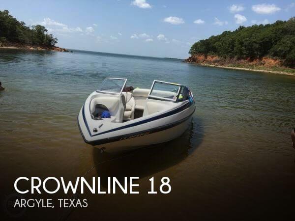 2009 Crownline 18