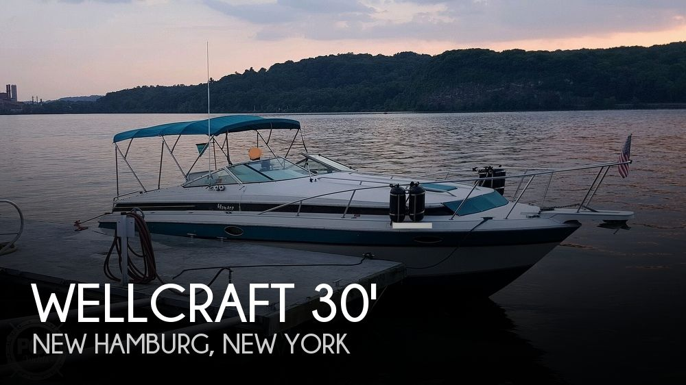 1989 Wellcraft Monaco 3000
