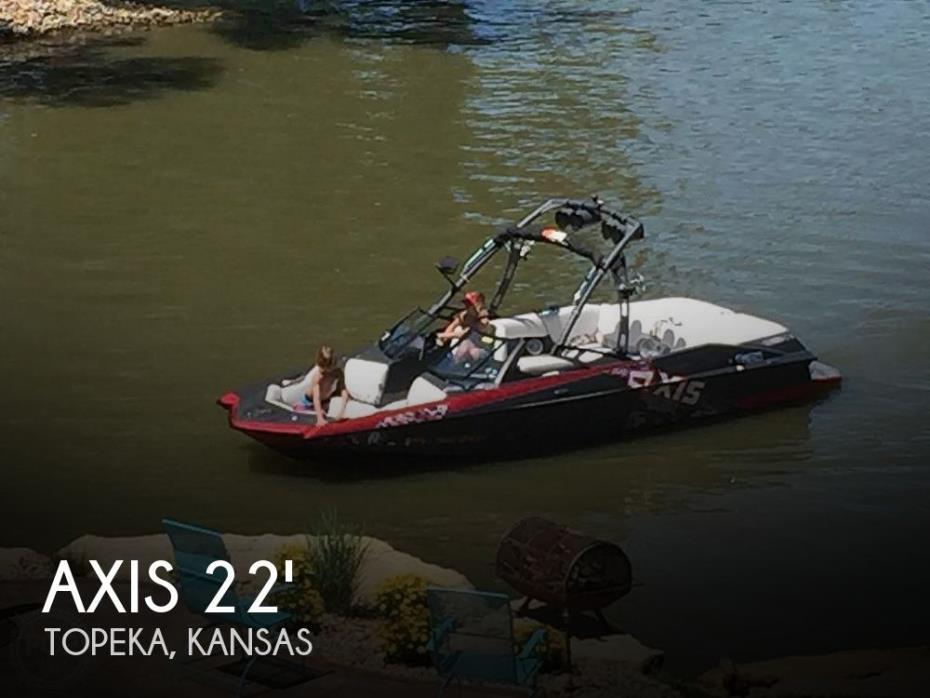 2013 Axis A22 Recon Edition