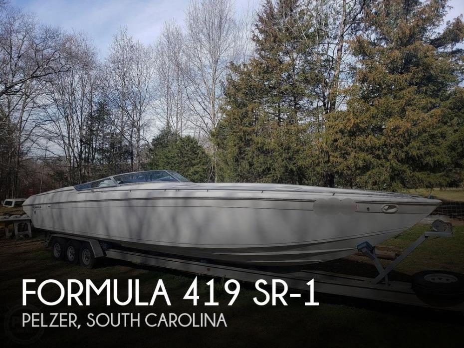 1991 Formula F-419 SR-1