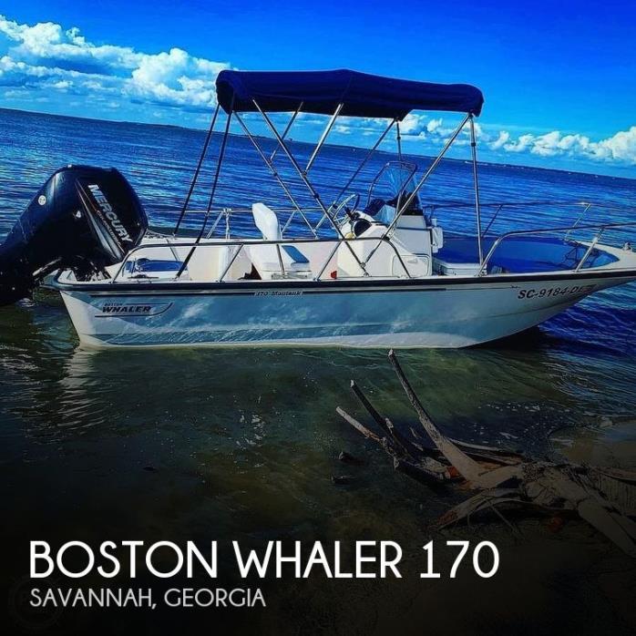 2016 Boston Whaler Montauk 170