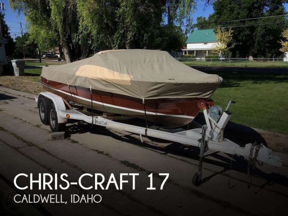 1959 Chris-Craft 17
