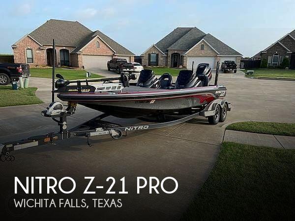 2017 Nitro Z-21 Pro