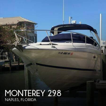 2003 Monterey 298