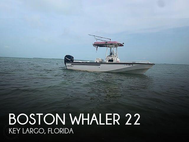 2007 Boston Whaler Guardian 22