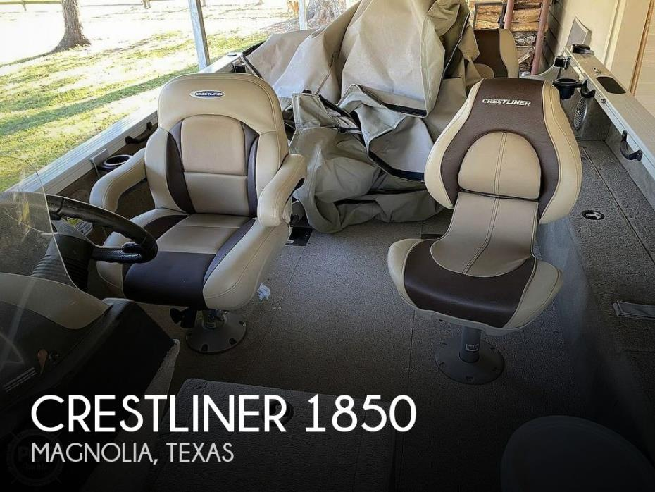 2016 Crestliner 1850 Raptor