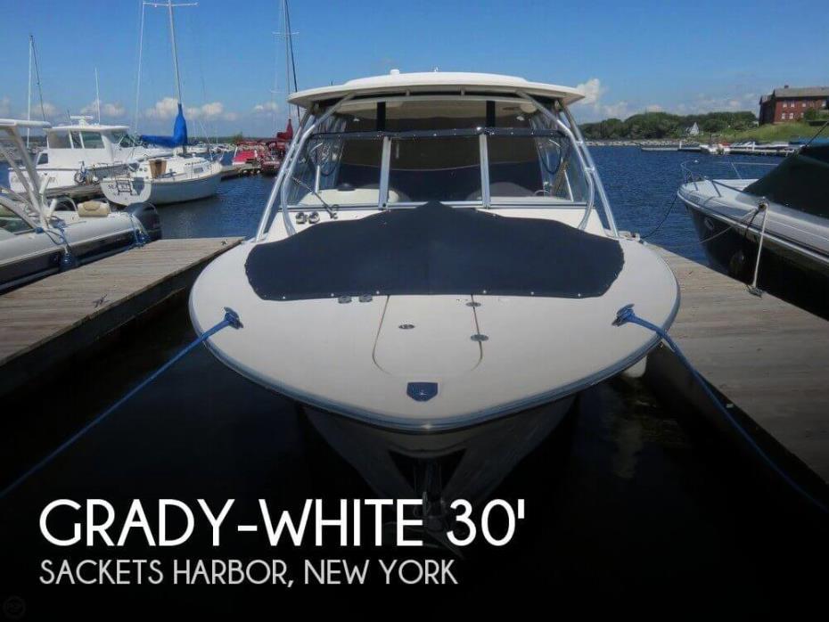 2012 Grady-White Freedom 307