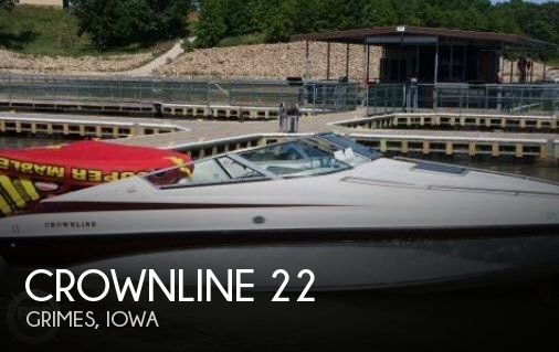 1998 Crownline 225
