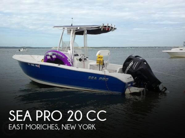 2008 Sea Pro 20 CC