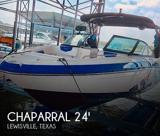 2017 Chaparral Vortex 2430 VRX