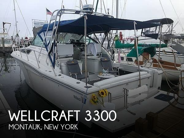 1989 Wellcraft Coastal 3300