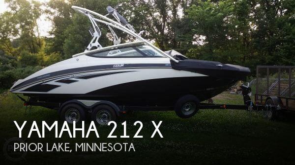 2013 Yamaha 212 X
