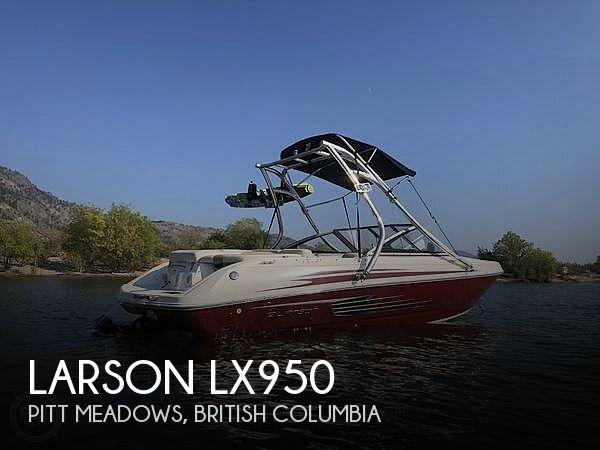 2012 Larson LX950