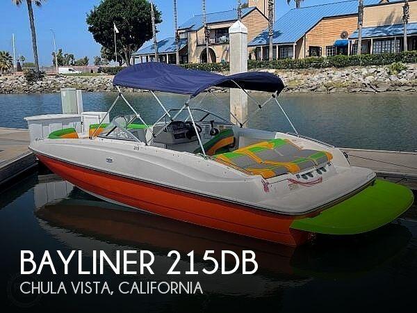 2014 Bayliner 215DB