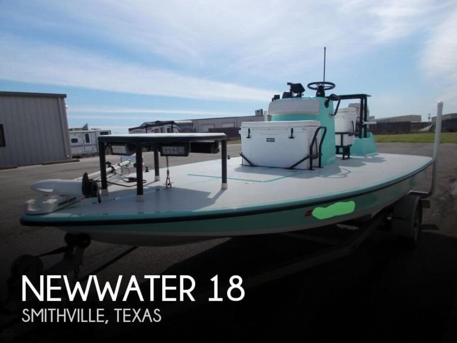 2002 NewWater 18 Curlew